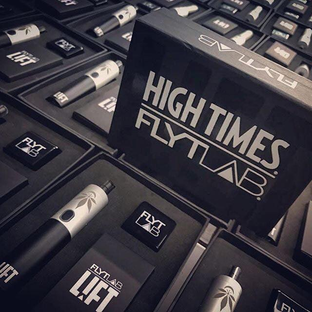 Lift High Times Edition