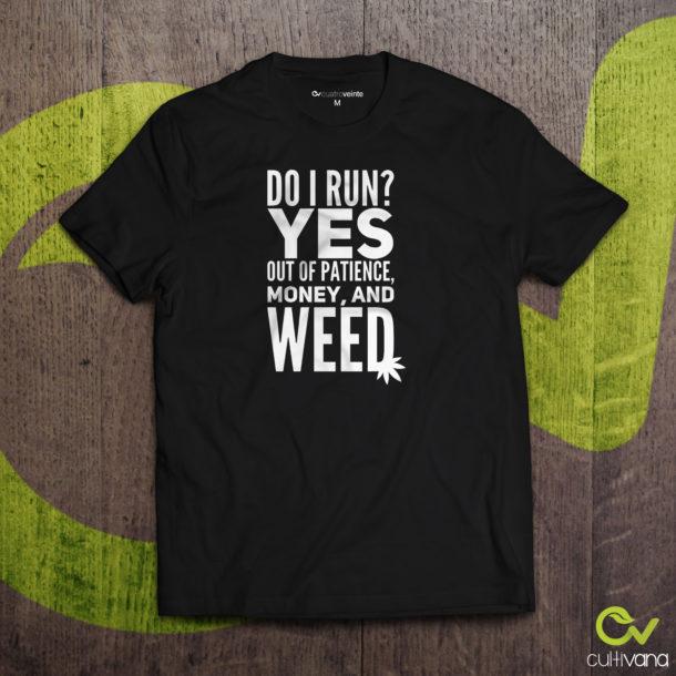 Do I Run? T-Shirt