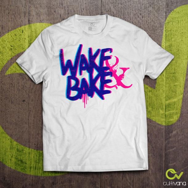Wake & Bake T Shirt