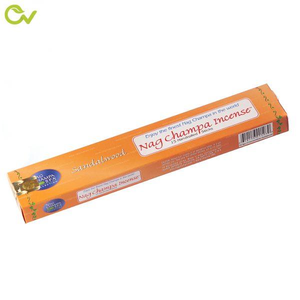 Sandalwood Incense (15 sticks)
